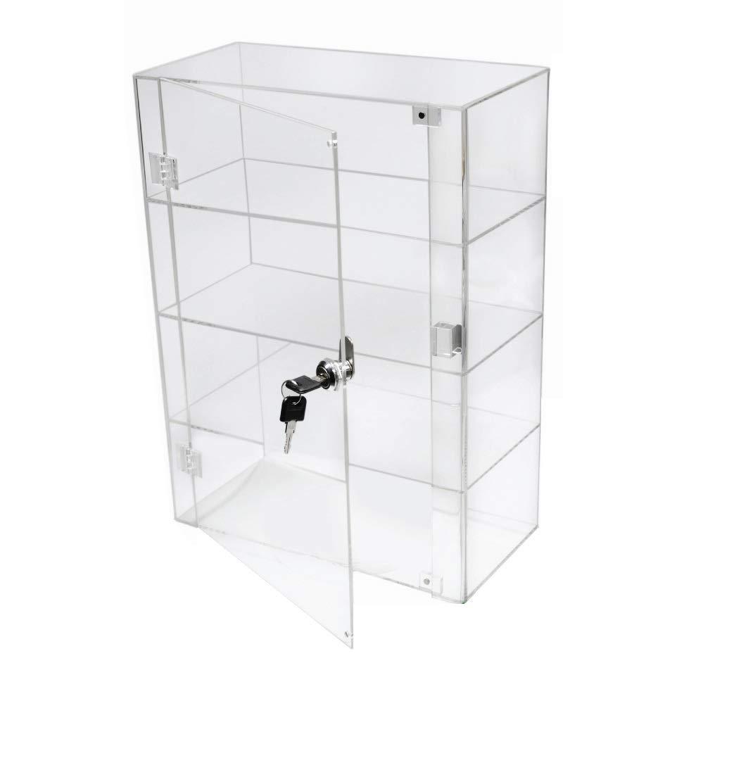 ventajas vitrinad de cristal